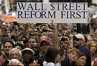 WordPress Picture Wall Street Reform: We The People Speak Here.Com