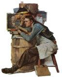 Insert picture Word Press Norman Rockwell